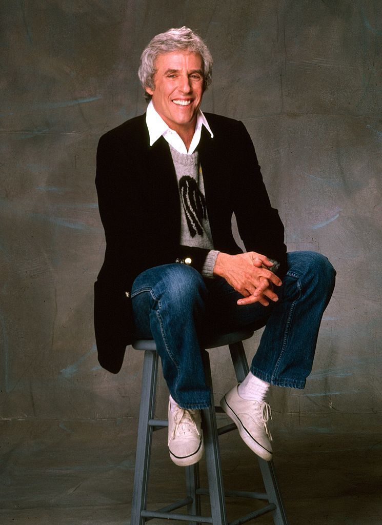 Composer and producer Burt Bacharach poses for a portrait in 1987 in Los Angeles, California.   Source: Getty Images