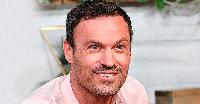 Brian Austin Green Shares Rare Family Photo with All 4 Kids, 3 of Whom Are Gender Neutral