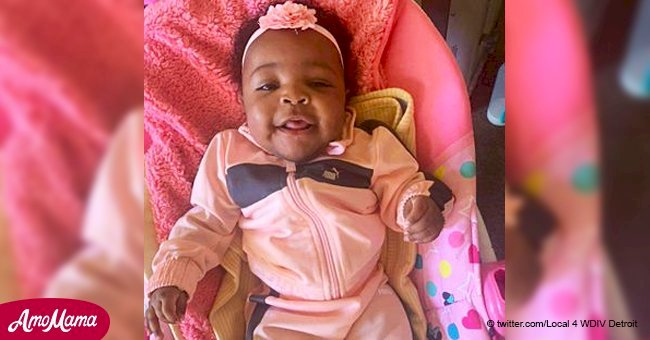 4-month-old baby abducted by her father on Christmas Eve is still missing