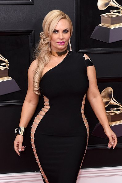 Coco Austin attends the 60th Annual GRAMMY Awards - Arrivals on January 28, 2018 | Photo: Getty Images