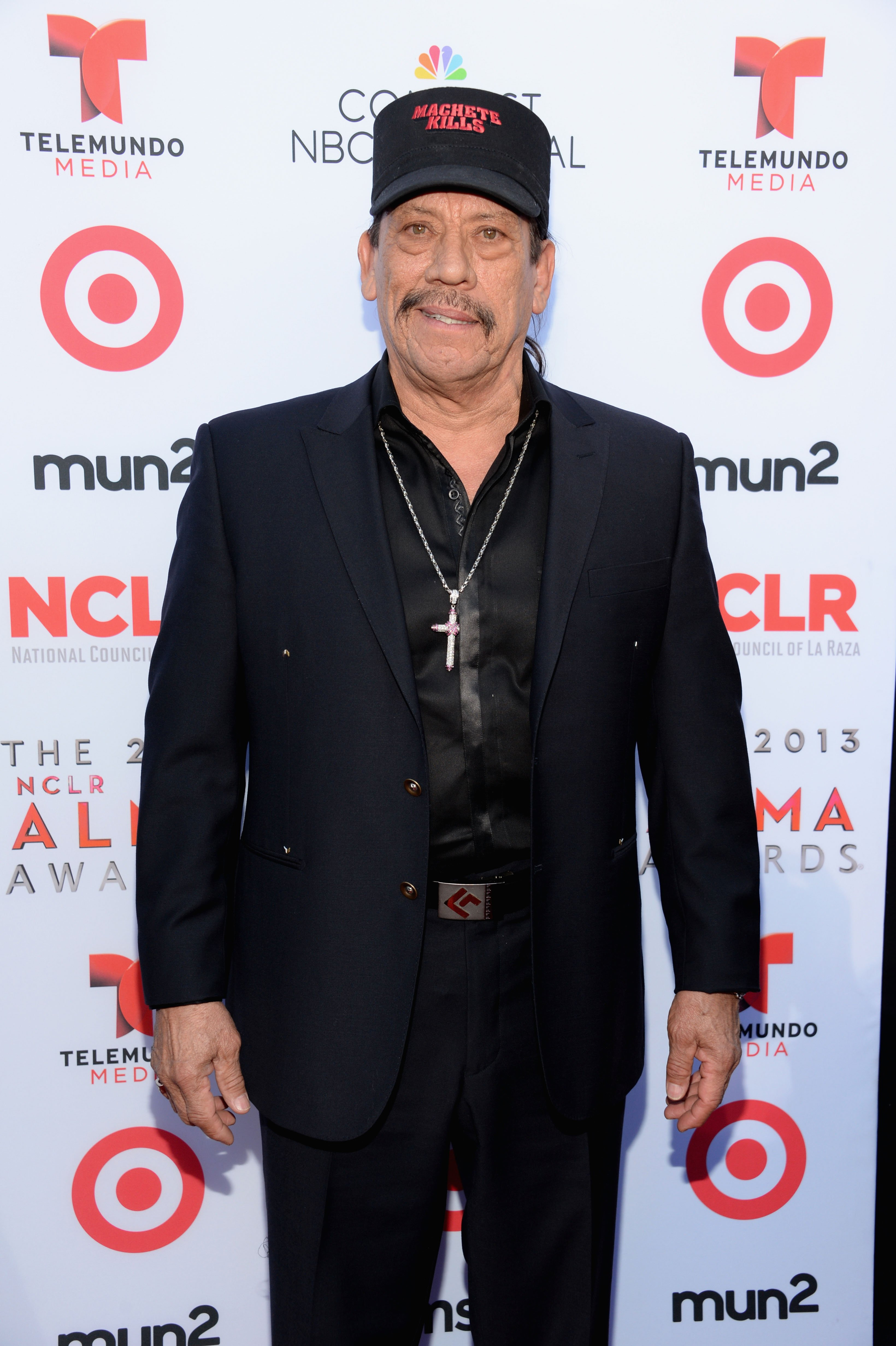 Danny Trejo at the 8th Annual Hollywood F.A.M.E Awards at Avalon on November 12, 2014 in California | Photo: Getty Images