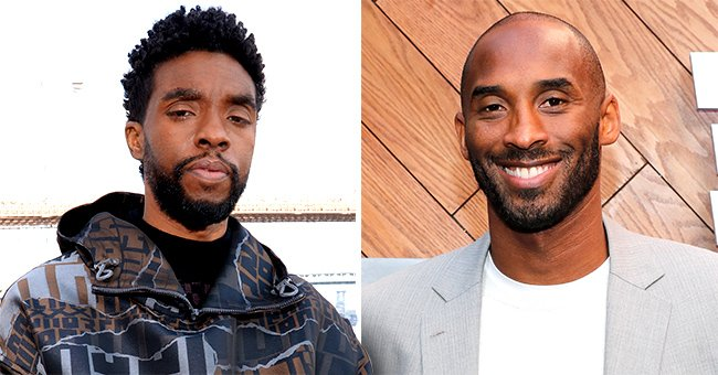 Chadwick Boseman Once Spoke about His Connection with Kobe Bryant — Watch the Video