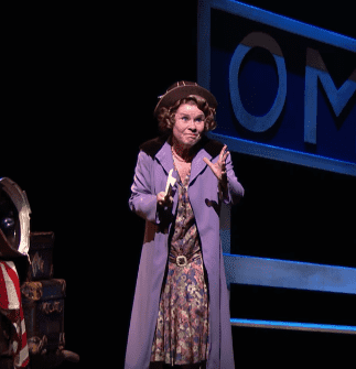 "Imelda Staunton in ""Gypsy."" 