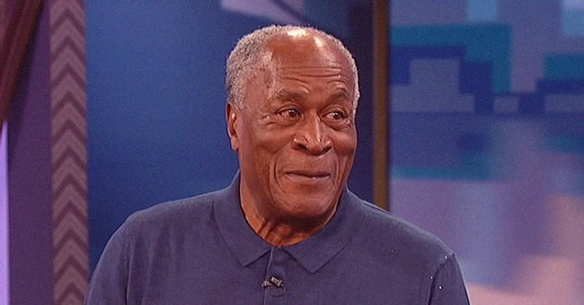 John Amos' Daughter Shannon Shares Snap of Her Own Daughter — Does She Look like Her Grandpa?