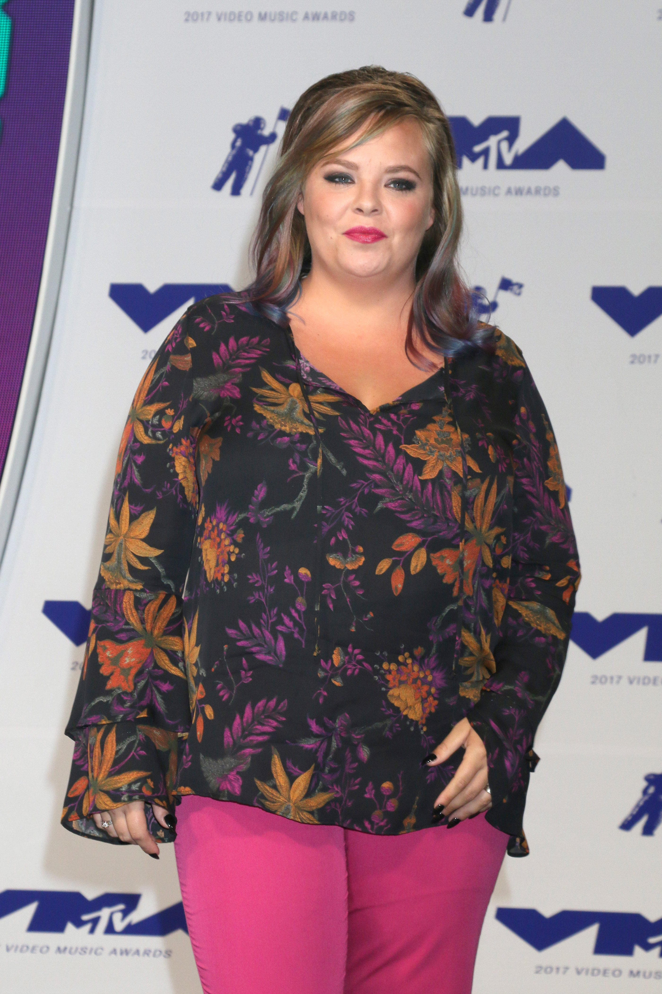 Catelynn Lowell at the MTV Video Music Awards 2017 at The Forum on August 27, 2017 in Inglewood, California | Photo: Shutterstock