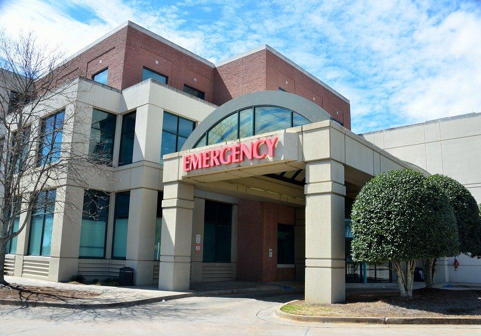 Hospital.| Imagen tomada de: Pixabay