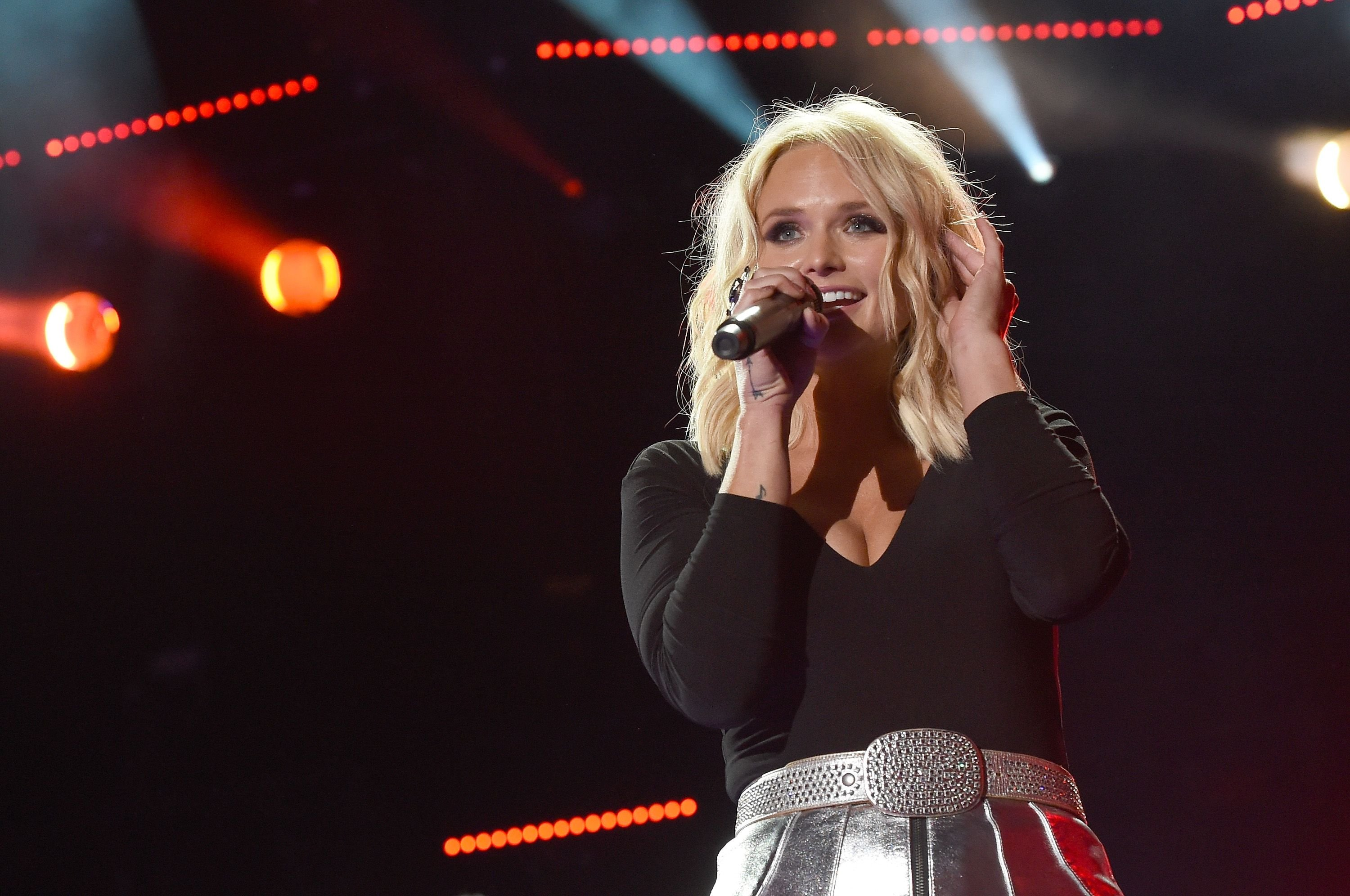 Miranda Lambert at the 2016 CMA Festival - Day 1 at Nissan Stadium on June 9, 2016 in Nashville, Tennessee | Photo: Getty Images