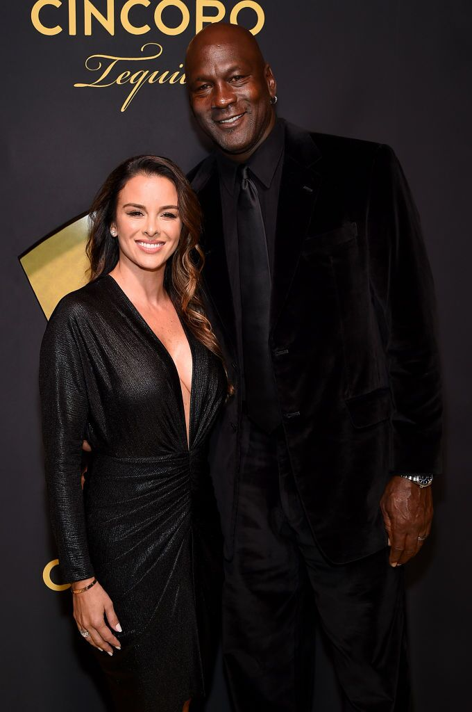 Yvette Prieto and Michael Jordan attend the Cincoro Tequila launch at CATCH Steak on September 18, 2019 | Photo: Getty Images
