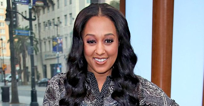 'Sister, Sister' Star Tia Mowry Was in a Good Mood While Dancing on TikTok in a Stylish Outfit
