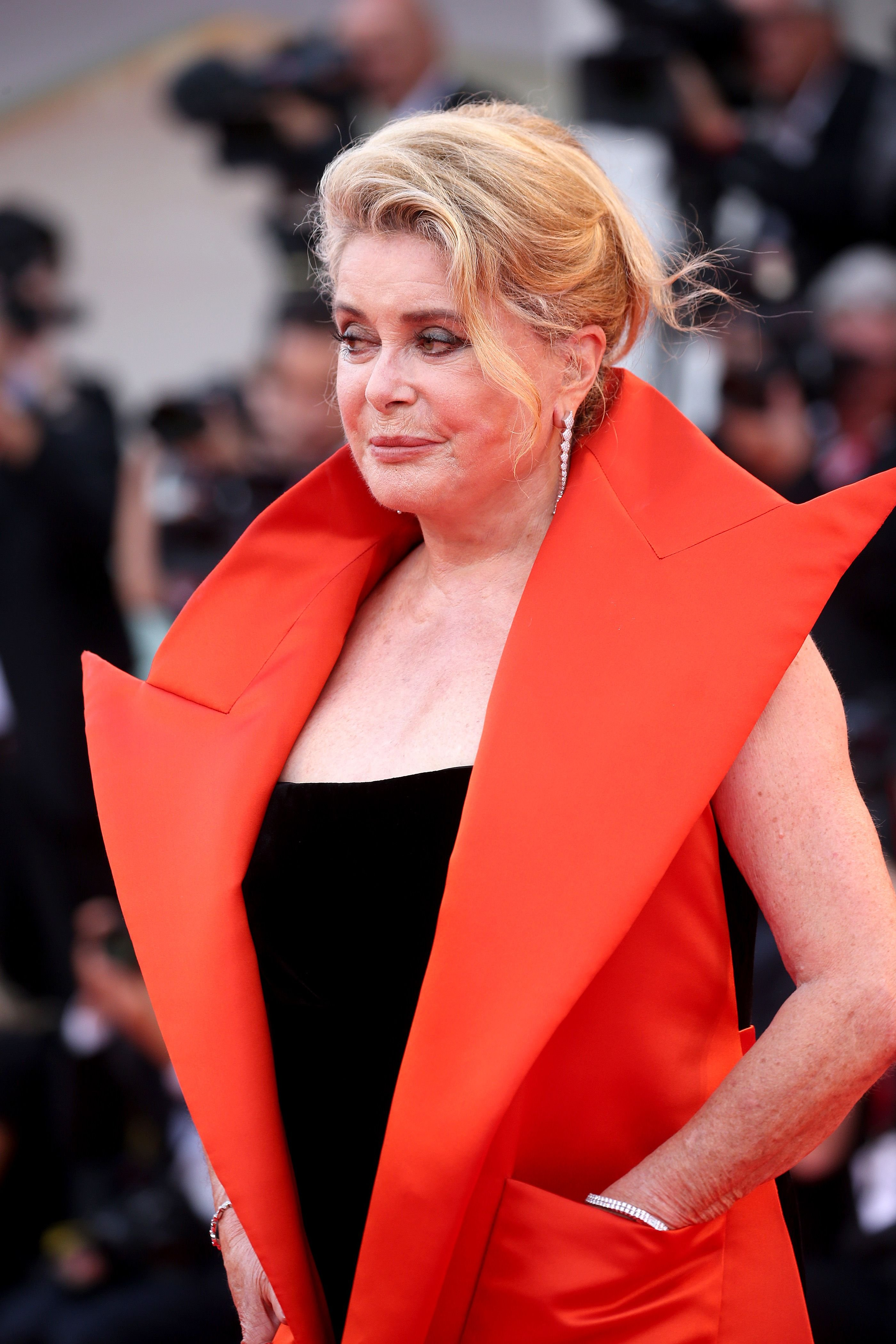 L'actrice Catherine Deneuve | Photo : Getty Images