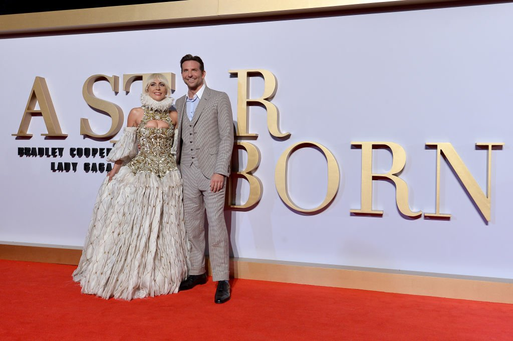 Bradley Cooper and Lady Gaga at ''A Star is Born'' Premiere | Photo: Getty Images