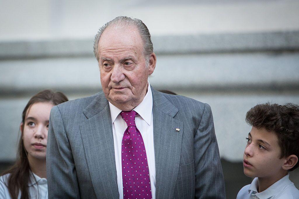 Don Juan Carlos│Imagen tomada de: Getty Images