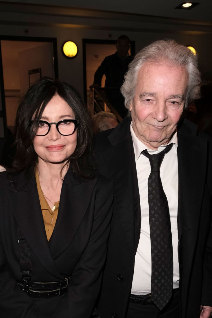 Pierre Arditi et Évelyne Bouix. l Source: Getty Images