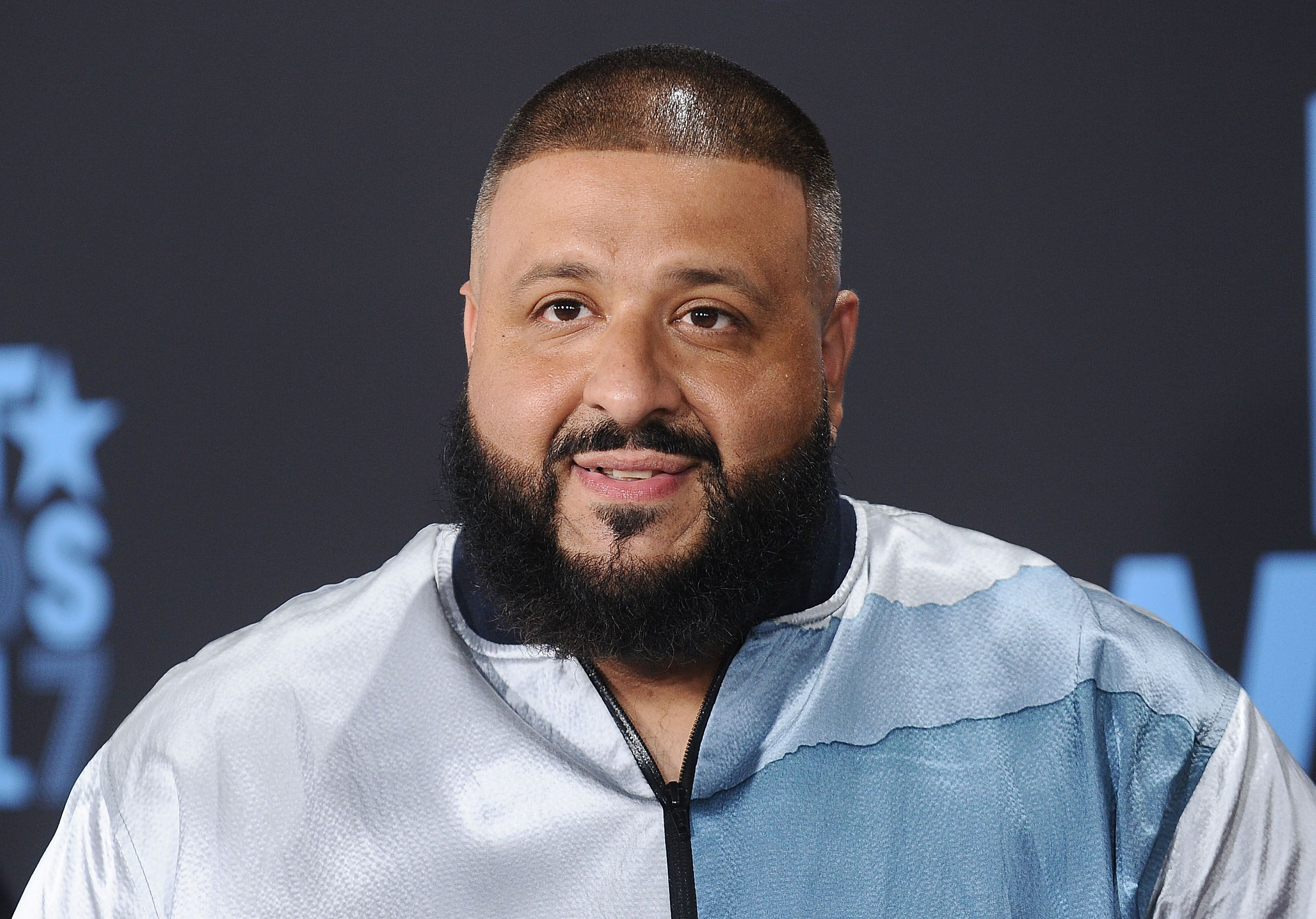 DJ Khaled attends the 2017 BET Awards at Microsoft Theater on June 25, 2017 | Photo: Getty Images.