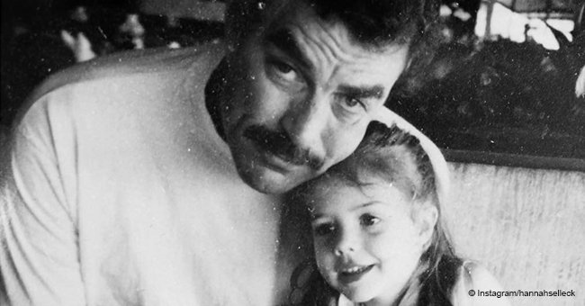 Tom Selleck's Daughter Is Already 30 and a Champion Equestrian Greatly Encouraged by Her Dad