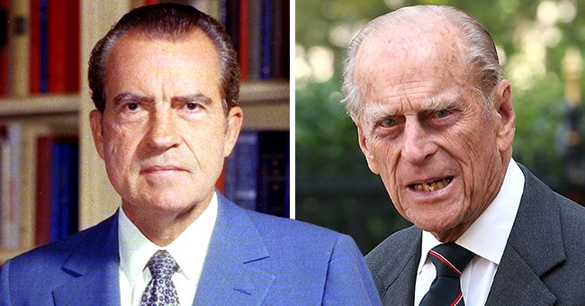 Prince Philip Awoke In a Cold Sweat After Visiting President Nixon at the White House — Here's Why