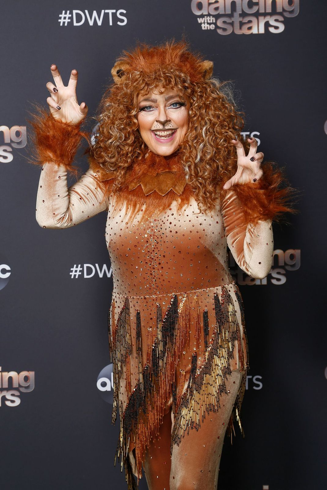 "Carole Baskin on ""Dancing with the Stars'"" ""Disney Night"" on September 28, 2020 
