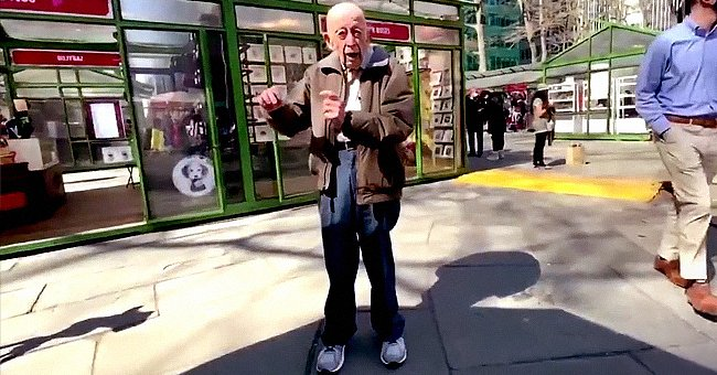 89-Year-Old New Yorker Hopes To Return To Dancing on the Streets After He Got COVID-19 Vaccine
