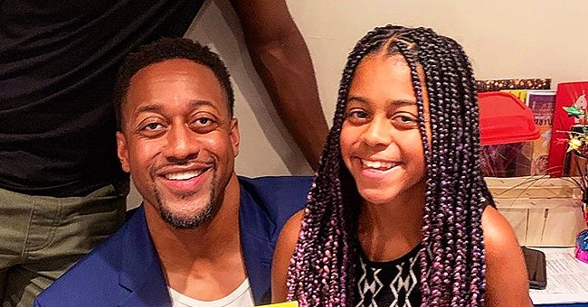 Jaleel White's Daughter Samaya Learns to Bake with Dad Amid COVID-19 Pandemic