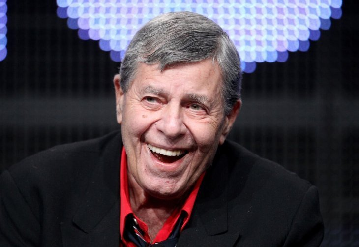 Jerry Lewis speaks during 'The Method to the Madness of Jerry Lewis' panel during the Encore portion of the 2011 Summer TCA Tour held at the Beverly Hilton Hotel on July 29, 2011 in Beverly Hills, California | Photo: Getty Images