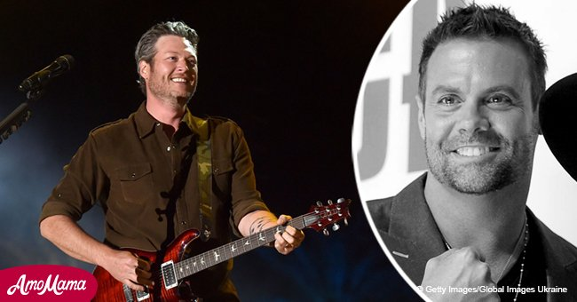 Blake Shelton honors Troy Gentry with emotional song about his late brother