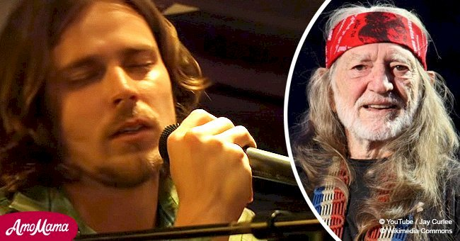 Willie Nelson's Handsome Son Sounds Just like Him While Singing Father's Iconic Song