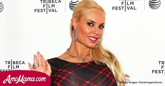 Coco Austin shared a rare photo of her little daughter who looks just like her famous mom