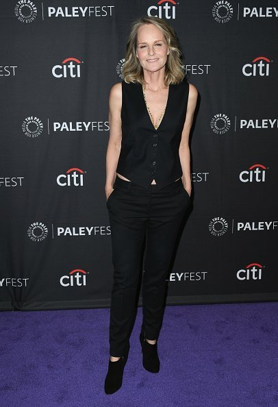 Helen Hunt at The Paley Center for Media on September 07, 2019 in Beverly Hills, California | Photo: Getty Images