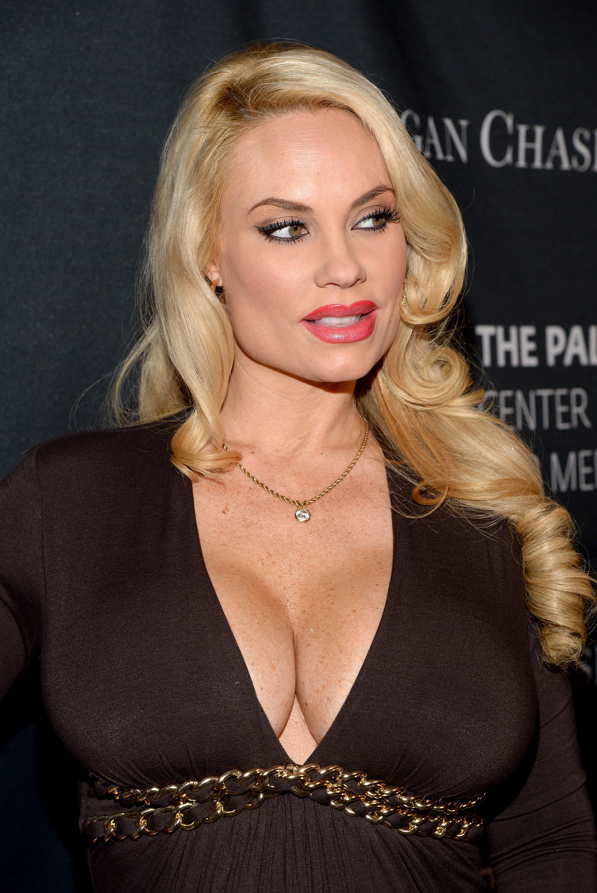 Coco Austin at the Paley Center for Media's Hollywood Tribute to African-American Achievements in Television, 2015 in Los Angeles, California   Source: Getty Images