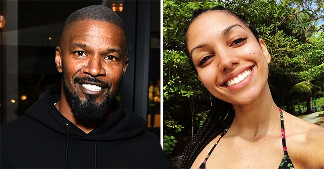 Jamie Foxx's Daughter Corinne Poses in Picturesque Home State in a Stunning Photo