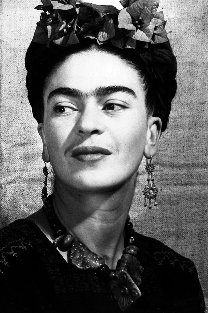 La pintora Frida Kahlo en 1930.| Foto: Getty Images