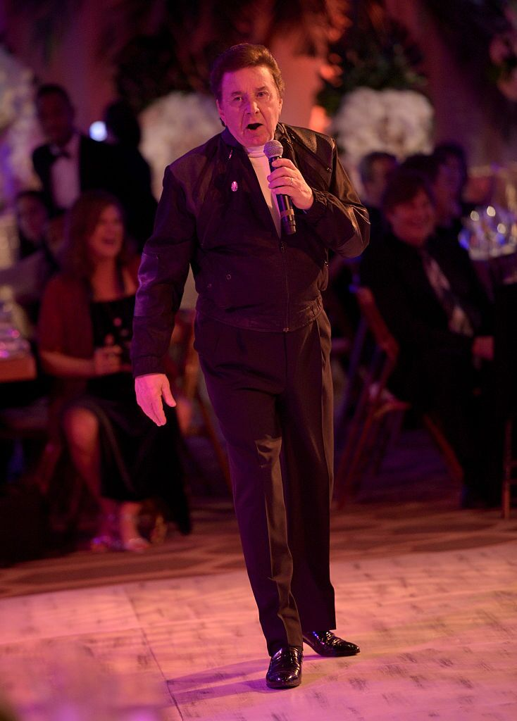 Bobby Sherman performs during the Brigitte and Bobby Sherman Children's Foundation's 6th Annual Christmas Gala and Fundraiser at Montage Beverly Hills | Getty Images