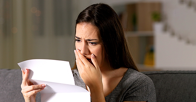 Daily Joke: Wife Receives Divorce Letter from Her Husband