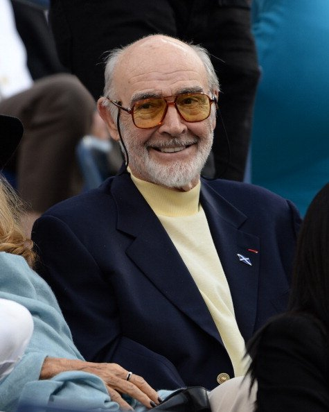 Sean Connery, 2013 US Open Celebrity Sightings - Tag 15, New York City, 2013 | Quelle: Getty Images