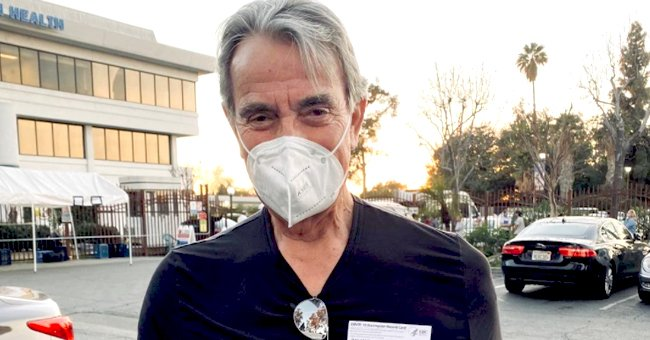 'Young & the Restless' Star Eric Braeden Gets His COVID-19 Vaccine & Shares Encouraging Message
