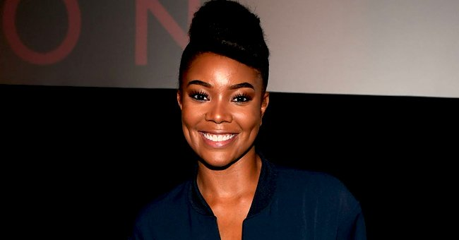 Gabrielle Union Jokes about Her Baby Kaavia Being an Uber Driver as She Holds a Steering Wheel