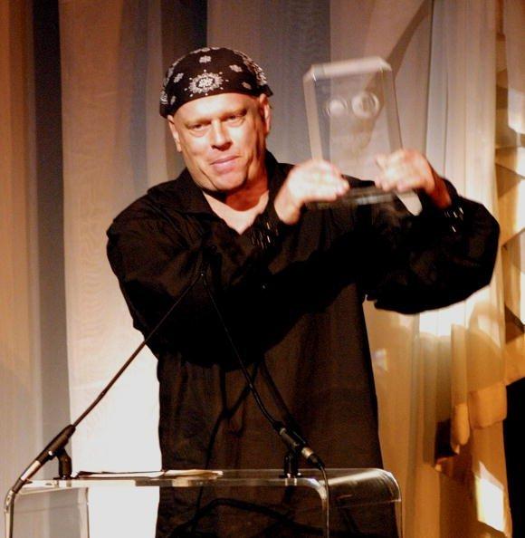 Michael Rooney el 14 de octubre de 2001 en Los Angeles, California. | Imagen: Getty Images