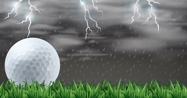 Daily Joke: Pope and Priest Play Golf in a Thunderstorm