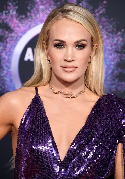 Carrie Underwood at Microsoft Theater on November 24, 2019 in Los Angeles, California. | Photo: Getty Images