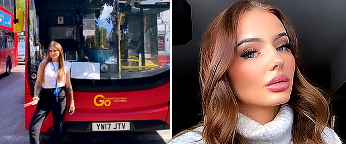 24-Year-Old UK Bus Driver Constantly Gets Told She's Too Pretty for the Job