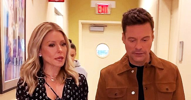 'Live with Kelly and Ryan' Shoots without Live Studio Audience Amid Ongoing Coronavirus Concerns