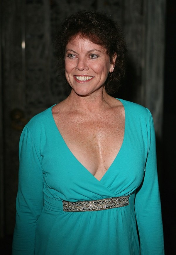 Erin Moran at Mood supperclub on March 14, 2007 in Los Angeles, California | Source: Getty Images
