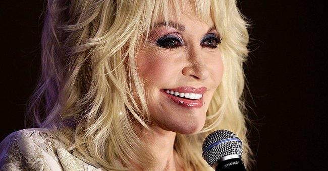 Dolly Parton during a press conference at the InterContinental Sydney, 2011, Sydney, Australia.   Photo: Getty Images