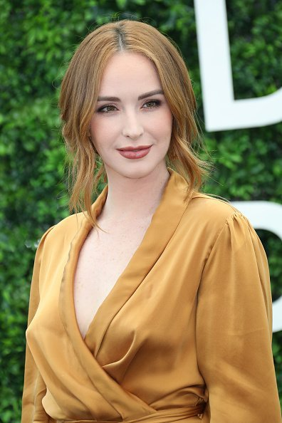 """Camryn Grimes from the series """"The Young and The Restless"""" attends the 59th Monte Carlo TV Festival on June 15, 2019 in Monte-Carlo, Monaco 