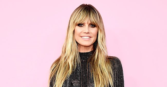 Check Out the Rare Photo Heidi Klum Shared of Her Four Children
