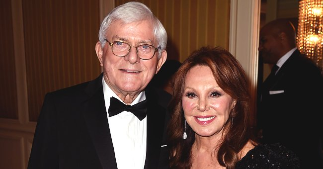 Marlo Thomas Once Opened up about How She Fell in Love with Phil Donahue on His Talk Show