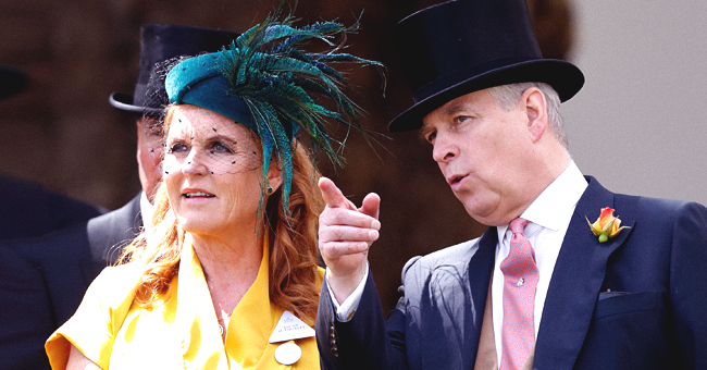 Sarah Ferguson Looks Charming as She Performs a Deep Curtsey to the Queen at the Royal Ascot