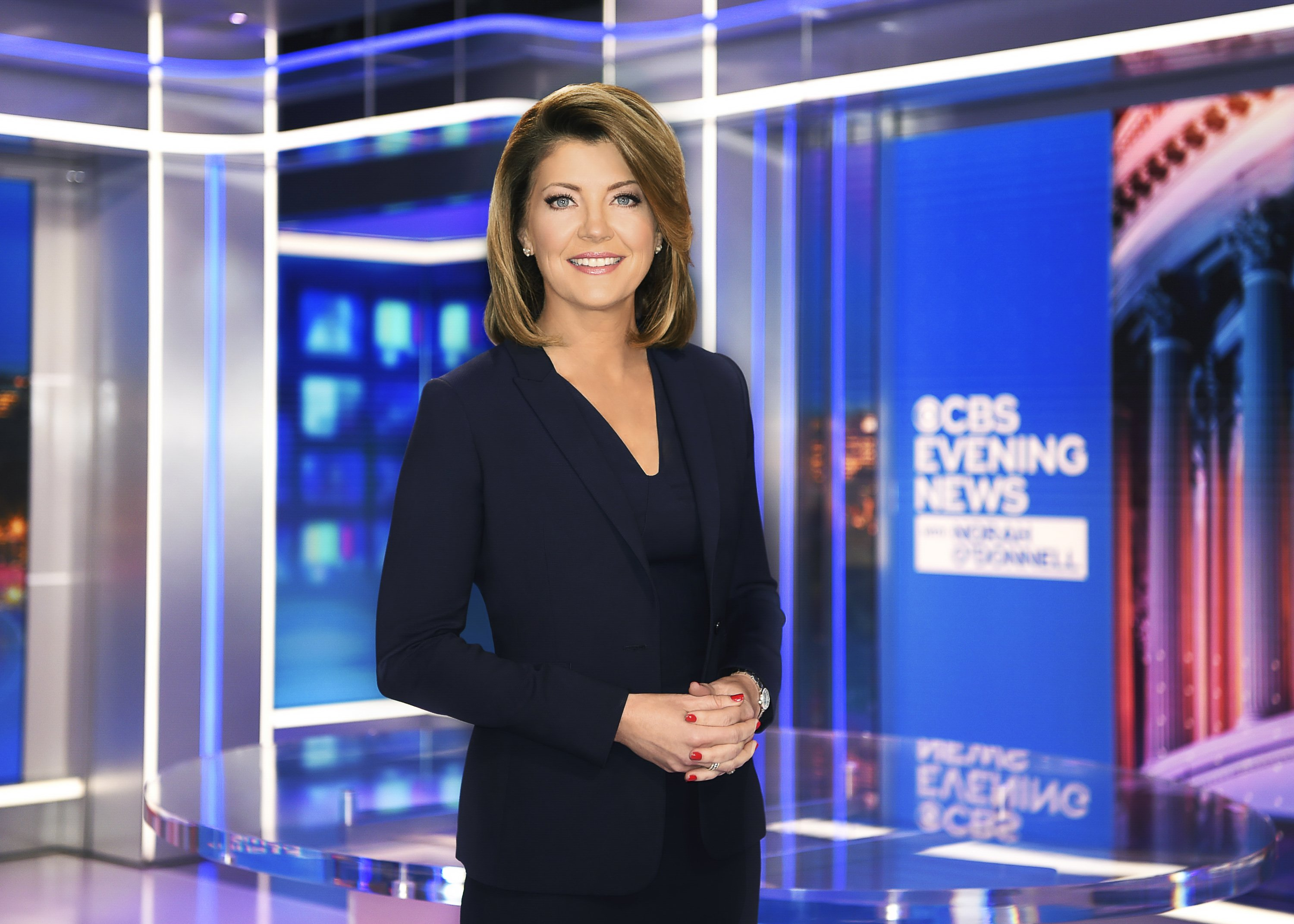 Norah O'Donnell, Anchor and Managing Editor of CBS Evening News with Norah O'Donnell | Photo: Getty Images