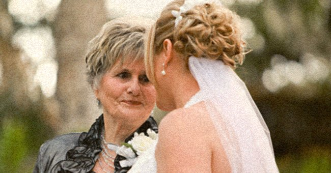 Mother-in-law who rejects bride's request on her wedding day.   Photo: pixabay/gpalmisanoadm