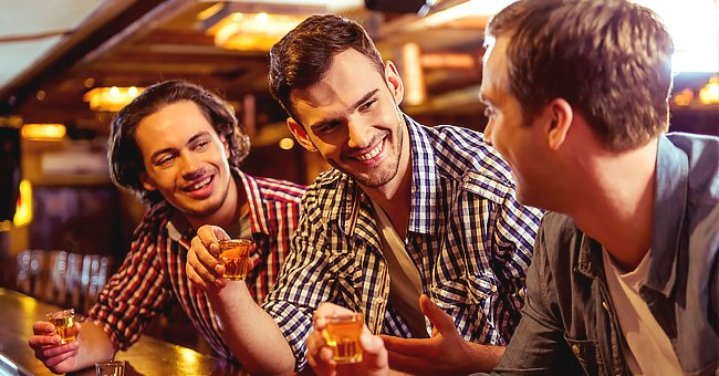Daily Joke: Jack and His Friends Are Talking at the Bar